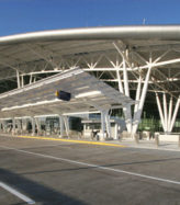 indianapolis airport terminal 1