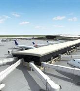 indianapolis airport terminal 4